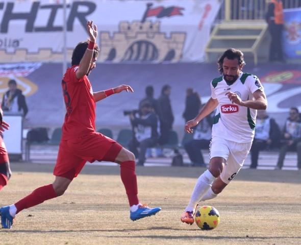Torku Konyaspor 4 - Eskişehirspor 1 5
