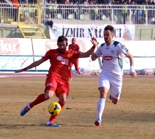 Torku Konyaspor 4 - Eskişehirspor 1 7
