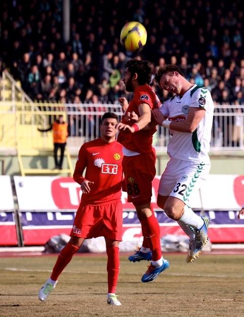 Torku Konyaspor 4 - Eskişehirspor 1 8