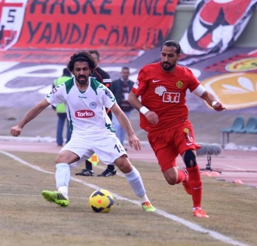 Torku Konyaspor 4 - Eskişehirspor 1 9