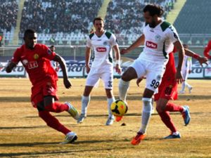Torku Konyaspor 4 - Eskişehirspor 1