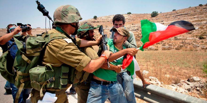 İsrail'den insanlık dışı uygulamalar!