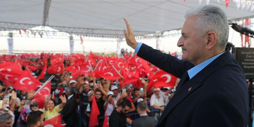 Başbakan Yıldırım Konya'da