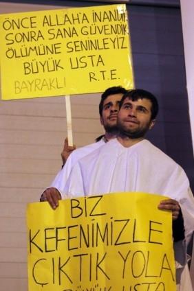 Başbakan Erdoğan'a İzmir'de dev karşılama 10