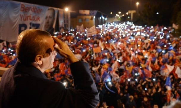 Başbakan Erdoğan'a İzmir'de dev karşılama 2