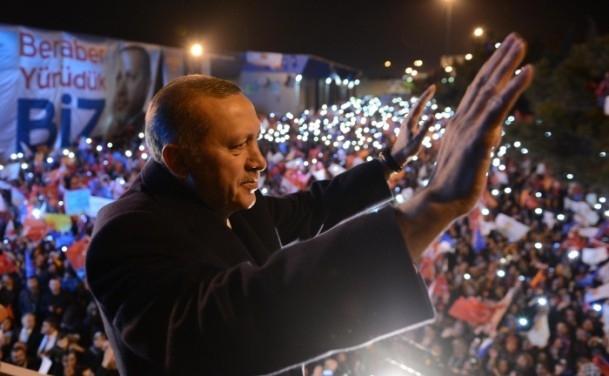 Başbakan Erdoğan'a İzmir'de dev karşılama 21