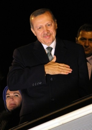 Başbakan Erdoğan'a İzmir'de dev karşılama 4