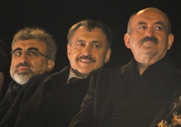 Başbakan Erdoğan'a İzmir'de dev karşılama 6