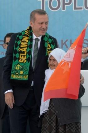 Başbakan Erdoğan Manisa'da 1