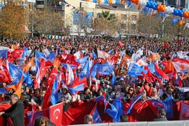Başbakan Erdoğan Manisa'da 11