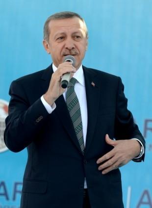 Başbakan Erdoğan Manisa'da 12