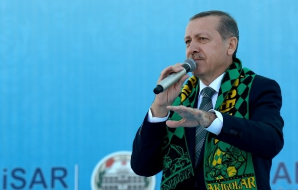 Başbakan Erdoğan Manisa'da 14
