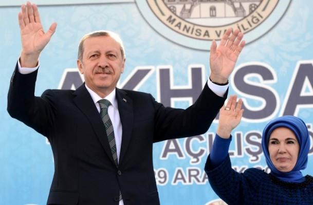 Başbakan Erdoğan Manisa'da 17