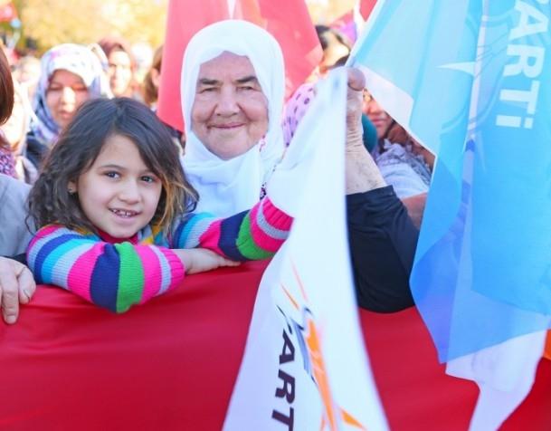 Başbakan Erdoğan Manisa'da 18