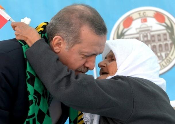 Başbakan Erdoğan Manisa'da 19