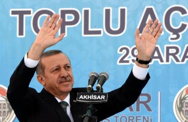 Başbakan Erdoğan Manisa'da 2