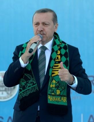 Başbakan Erdoğan Manisa'da 20