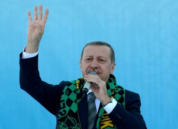 Başbakan Erdoğan Manisa'da 21