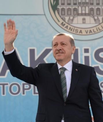 Başbakan Erdoğan Manisa'da 4