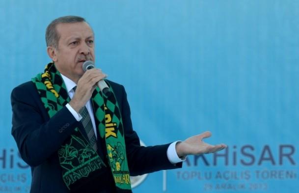 Başbakan Erdoğan Manisa'da 6