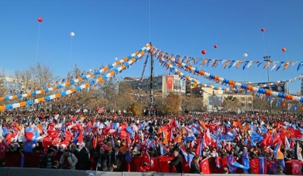 Başbakan Erdoğan Manisa'da 7
