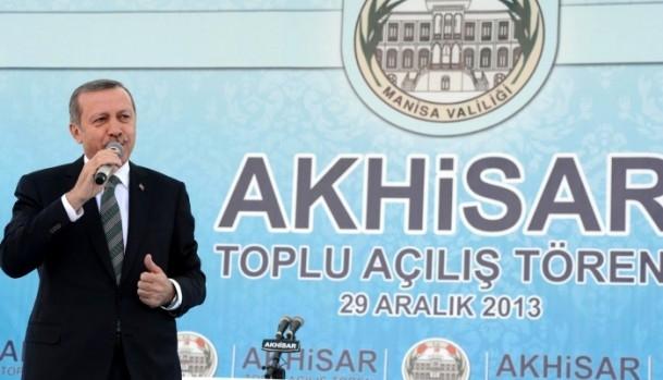 Başbakan Erdoğan Manisa'da 8
