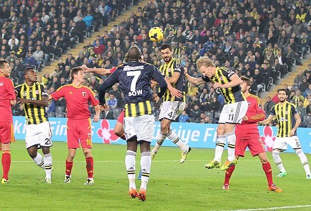 Fenerbahçe 5 - Kayserispor 1 1