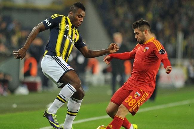 Fenerbahçe 5 - Kayserispor 1 12