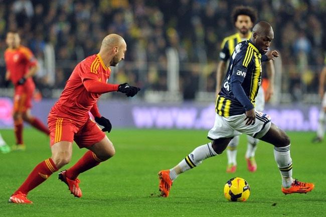 Fenerbahçe 5 - Kayserispor 1 14