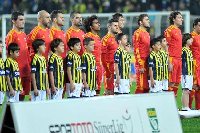 Fenerbahçe 5 - Kayserispor 1 4