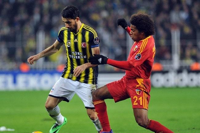 Fenerbahçe 5 - Kayserispor 1 6