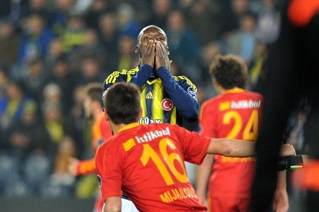 Fenerbahçe 5 - Kayserispor 1 8