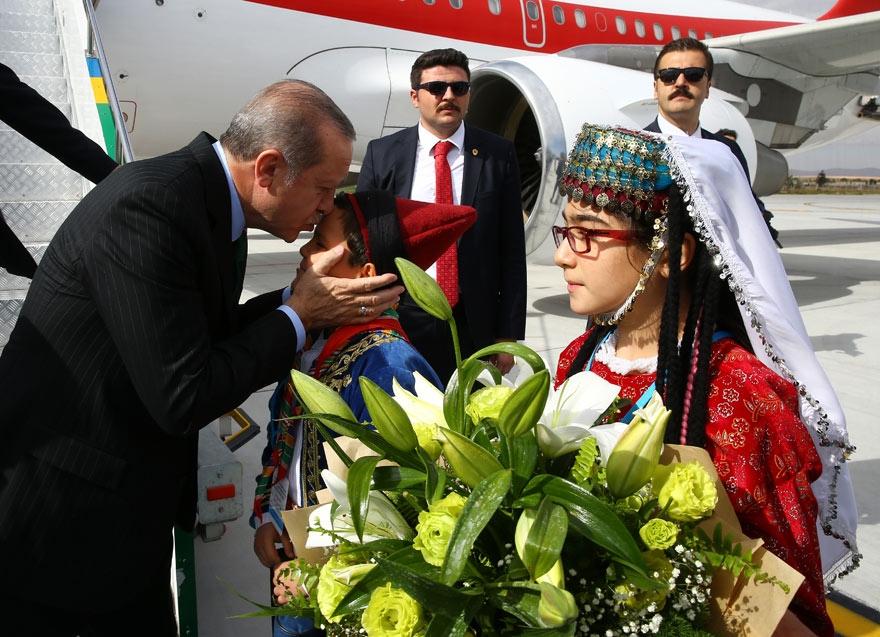 Cumhurbaşkanı Recep Tayyip Erdoğan Konya'da 1