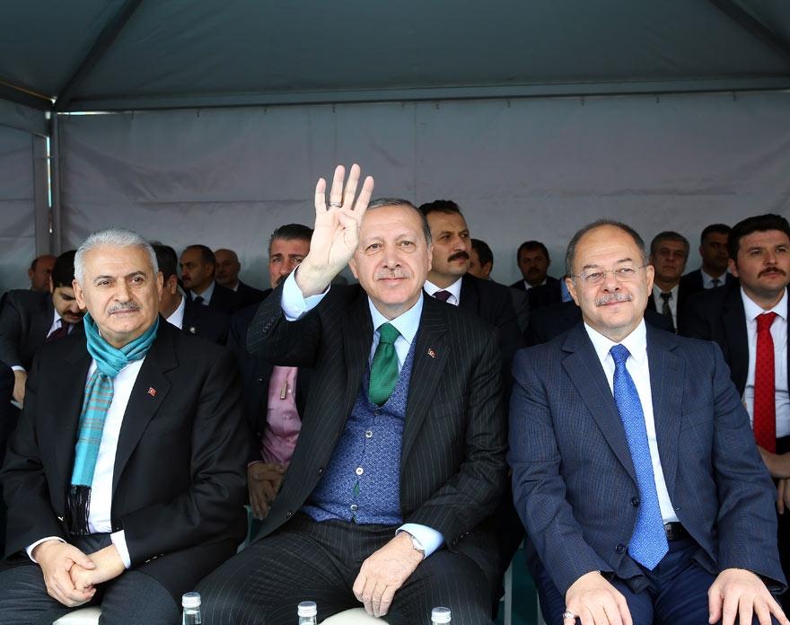 Konya'da 'Reis'e sevgi seli! 1