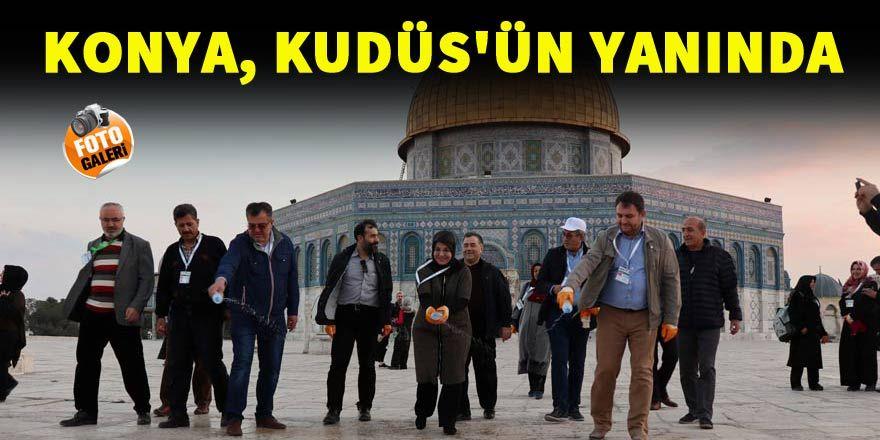 Konya, Kudüs'ün yanında
