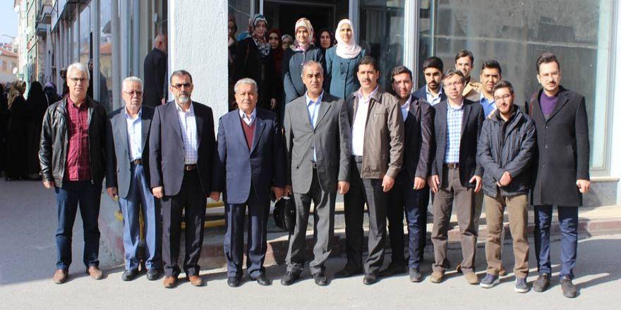 Ensar Vakfı'nın hazırladığı 'MİDEP Projesi' başladı