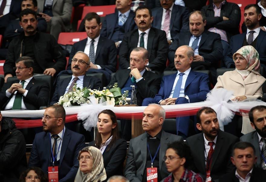 Cumhurbaşkanı Erdoğan, Konya'da Şeb-i Arus'a katıldı 1