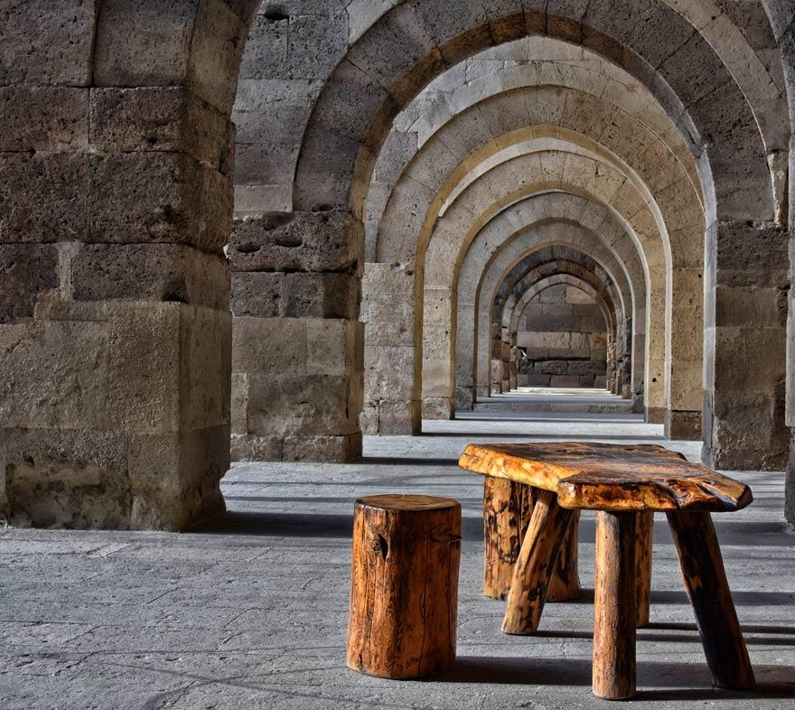 Dünya Mirası listesine aday kervansaray, 'canlı müze' olacak 1