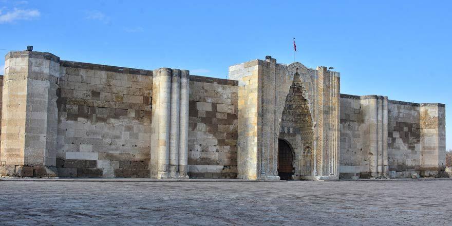Dünya Mirası listesine aday kervansaray, 'canlı müze' olacak
