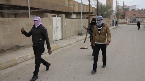 Irak'ta güvenlik güçleriyle aşiretler arasında çatışma 4