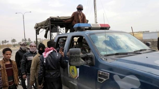 Irak'ta güvenlik güçleriyle aşiretler arasında çatışma 6