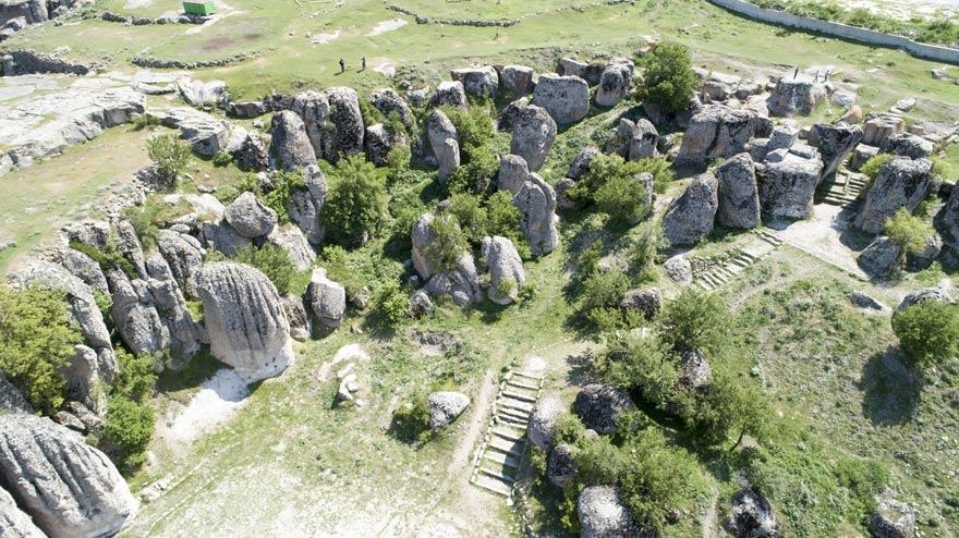 "Tarihi miras ""Kilistra""da geçmişe yolculuk 1"