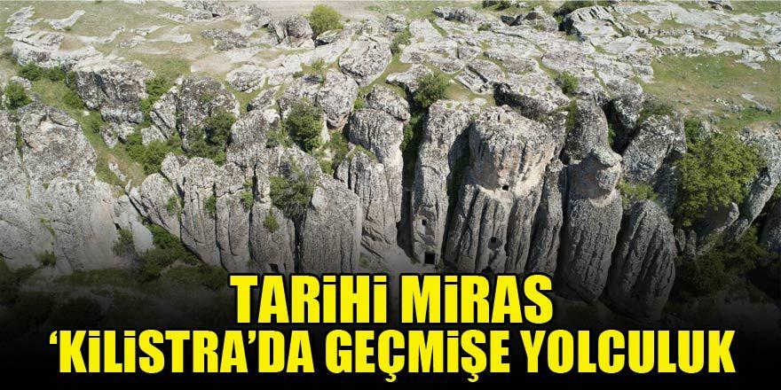 "Tarihi miras ""Kilistra""da geçmişe yolculuk"