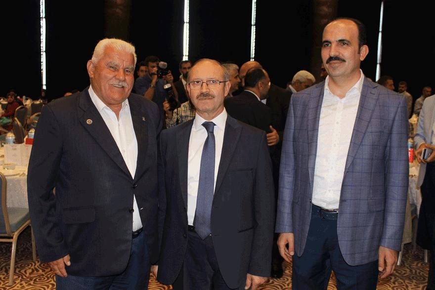 AK Parti Konya Milletvekili Adayları tanıtıldı 1