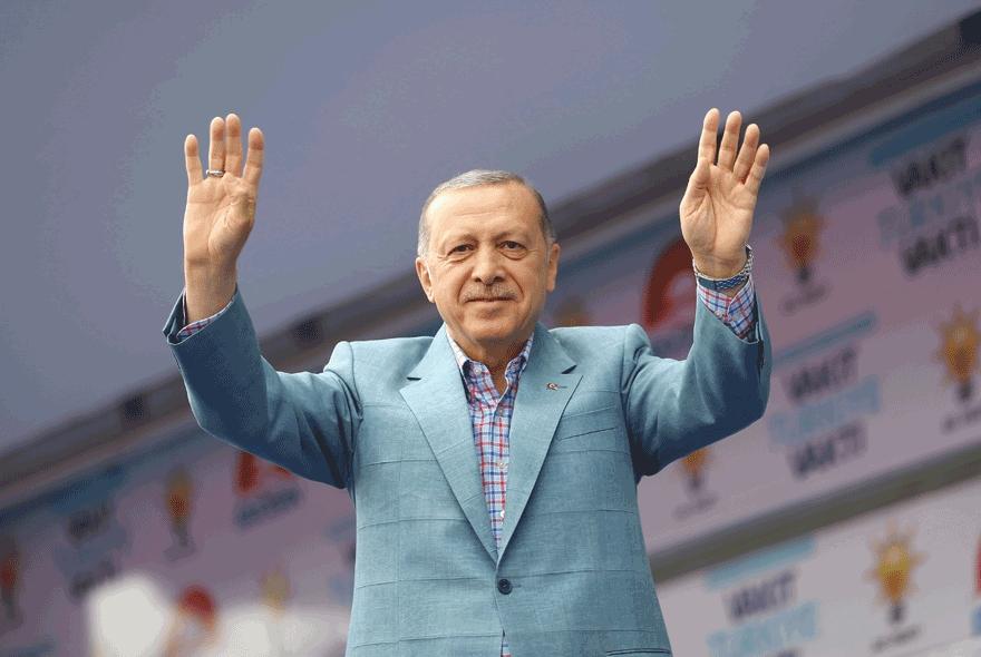 Konya'dan 'Reis' geçti 1