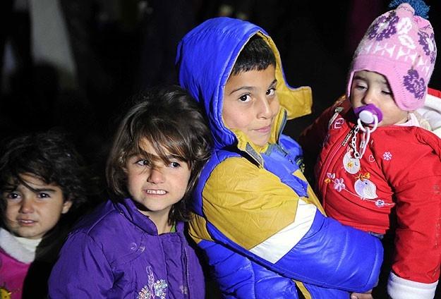Suriyeli sığınmacılar, yeni yıla buruk giriyor 1