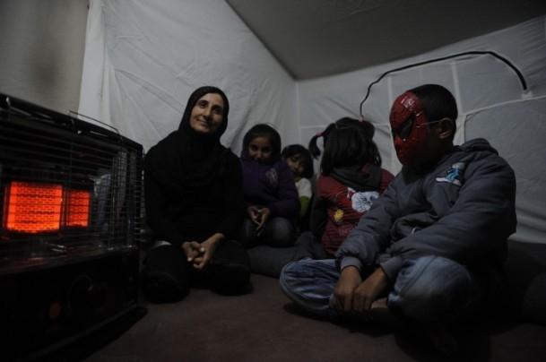 Suriyeli sığınmacılar, yeni yıla buruk giriyor 11