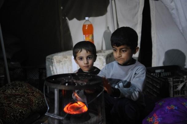 Suriyeli sığınmacılar, yeni yıla buruk giriyor 9