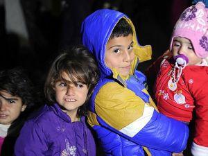Suriyeli sığınmacılar, yeni yıla buruk giriyor