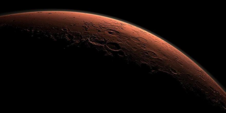 Mars'a yapılacak konut projeleri tanıtıldı